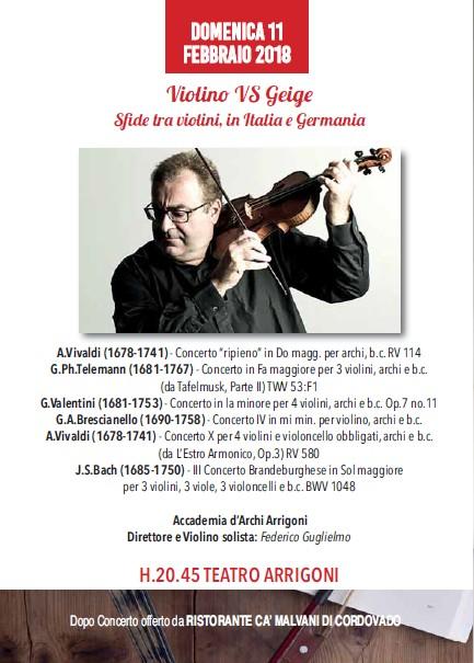 SAN VITO MUSICA 2017-18 – VIOLINO VS GEIGE – SFIDE TRA VIOLINI, IN ITALIA E GERMANIA