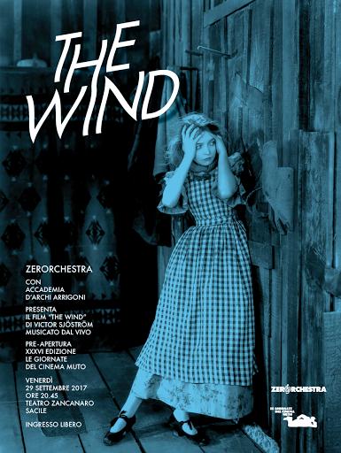 Zero Orchestra e Accademia d'Archi Arrigoni – THE WIND – Un Film di Victor Sjöström – Musicato dal vivo